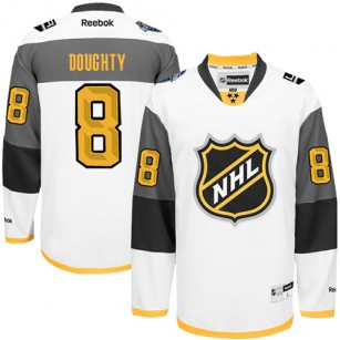 Drew Doughty Authentic White 2016 All Star Jersey - Los Angeles Kings #8 Clothing