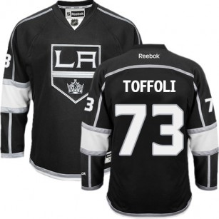 Los Angeles Kings #73 Tyler Toffoli Black Authentic Home Jersey Cheap Online 48|M|50|L|52|XL|54|XXL|56|XXXL
