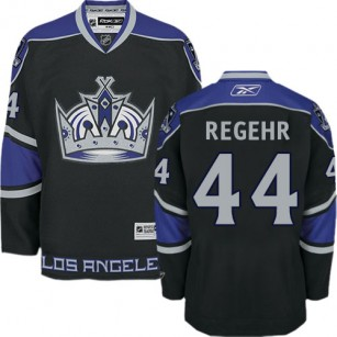 Los Angeles Kings #44 Robyn Regehr Premier Black Third Jersey Cheap Online 48|M|50|L|52|XL|54|XXL|56|XXXL