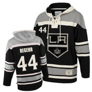 Los Angeles Kings #44 Robyn Regehr Authentic Black Sawyer Hooded Old Time Hockey Sweatshirt Cheap Online 48|M|50|L|52|XL|54|XXL|56|XXXL