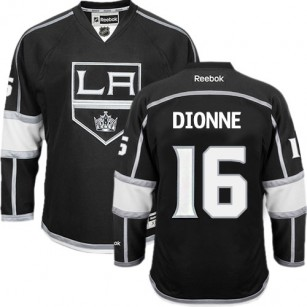 Los Angeles Kings #16 Marcel Dionne Premier Black Home Jersey Cheap Online 48|M|50|L|52|XL|54|XXL|56|XXXL