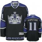 Reebok Los Angeles Kings #11 Anze Kopitar Black Third Premier Jersey For Sale Size 48/M|50/L|52/XL|54/XXL|56/XXXL