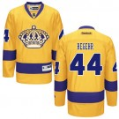 Los Angeles Kings #44 Robyn Regehr Authentic Gold Third Jersey Cheap Online 48|M|50|L|52|XL|54|XXL|56|XXXL