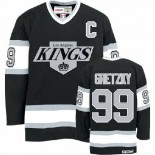 CCM Los Angeles Kings #99 Wayne Gretzky Premier Black Throwback Jersey For Sale Size 48/M|50/L|52/XL|54/XXL|56/XXXL
