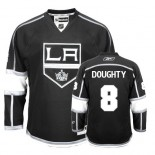 Reebok Los Angeles Kings #8 Drew Doughty Premier Black Home Jersey For Sale Size 48/M|50/L|52/XL|54/XXL|56/XXXL