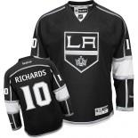 Reebok Los Angeles Kings #10 Mike Richards Black Home Premier Jersey  For Sale Size 48/M|50/L|52/XL|54/XXL|56/XXXL