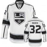 Reebok Los Angeles Kings #32 Jonathan Quick White Road Premier Jersey  For Sale Size 48/M|50/L|52/XL|54/XXL|56/XXXL