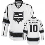 Reebok Los Angeles Kings #10 Mike Richards White Road Premier Jersey  For Sale Size 48/M|50/L|52/XL|54/XXL|56/XXXL