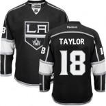 Los Angeles Kings #18 Dave Taylor Authentic Black Home Jersey Cheap Online 48|M|50|L|52|XL|54|XXL|56|XXXL