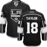 Los Angeles Kings #18 Dave Taylor Premier Black Home Jersey Cheap Online 48|M|50|L|52|XL|54|XXL|56|XXXL