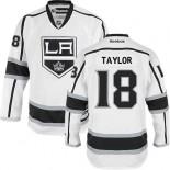 Los Angeles Kings #18 Dave Taylor Premier White Away Jersey Cheap Online 48|M|50|L|52|XL|54|XXL|56|XXXL