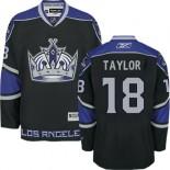 Los Angeles Kings #18 Dave Taylor Authentic Black Third Jersey Cheap Online 48|M|50|L|52|XL|54|XXL|56|XXXL