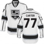 Los Angeles Kings #77 Jeff Carter Premier White Away Jersey Cheap Online 48|M|50|L|52|XL|54|XXL|56|XXXL