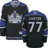 Los Angeles Kings #77 Jeff Carter Authentic Black Third Jersey Cheap Online 48|M|50|L|52|XL|54|XXL|56|XXXL