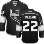 Los Angeles Kings #22 Tiger Williams Authentic Black Home Jersey Cheap Online 48|M|50|L|52|XL|54|XXL|56|XXXL