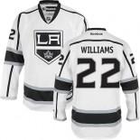 Los Angeles Kings #22 Tiger Williams Premier White Away Jersey Cheap Online 48|M|50|L|52|XL|54|XXL|56|XXXL