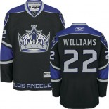 Los Angeles Kings #22 Tiger Williams Premier Black Third Jersey Cheap Online 48|M|50|L|52|XL|54|XXL|56|XXXL