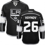 Los Angeles Kings #26 Slava Voynov Premier Black Home Jersey Cheap Online 48|M|50|L|52|XL|54|XXL|56|XXXL