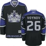 Los Angeles Kings #26 Slava Voynov Authentic Black Third Jersey Cheap Online 48|M|50|L|52|XL|54|XXL|56|XXXL