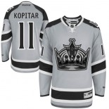 Anze Kopitar Authentic Gray 2014 Stadium Series Jersey - Los Angeles Kings #11 Clothing