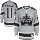 Anze Kopitar Premier Gray 2014 Stadium Series Jersey - Los Angeles Kings #11 Clothing