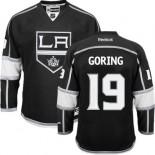 Los Angeles Kings #19 Butch Goring Authentic Black Home Jersey Cheap Online 48|M|50|L|52|XL|54|XXL|56|XXXL
