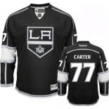 Youth Los Angeles Kings #77 Jeff Carter Authentic Black Home Jersey Cheap Online Small/Medium|Large/Extra Large
