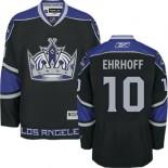 Christian Ehrhoff Premier Third Black Jersey - Los Angeles Kings #10 Clothing
