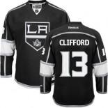 Los Angeles Kings #13 Kyle Clifford Black Premier Home Jersey Cheap Online 48|M|50|L|52|XL|54|XXL|56|XXXL
