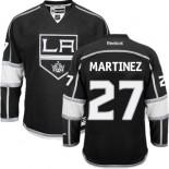 Los Angeles Kings #27 Alec Martinez Black Authentic Home Jersey Cheap Online 48|M|50|L|52|XL|54|XXL|56|XXXL