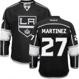 Los Angeles Kings #27 Alec Martinez Black Premier Home Jersey Cheap Online 48|M|50|L|52|XL|54|XXL|56|XXXL