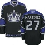 Los Angeles Kings #27 Alec Martinez Black Authentic Third Jersey Cheap Online 48|M|50|L|52|XL|54|XXL|56|XXXL