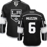 Los Angeles Kings #6 Jake Muzzin Black Premier Home Jersey Cheap Online 48|M|50|L|52|XL|54|XXL|56|XXXL