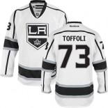 Los Angeles Kings #73 Tyler Toffoli White Premier Away Jersey Cheap Online 48|M|50|L|52|XL|54|XXL|56|XXXL