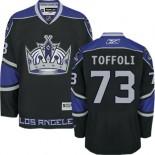 Los Angeles Kings #73 Tyler Toffoli Black Authentic Third Jersey Cheap Online 48|M|50|L|52|XL|54|XXL|56|XXXL