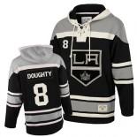 Old Time Hockey Los Angeles Kings #8 Drew Doughty Black Premier Sawyer Hooded Sweatshirt Jersey Cheap Online 48|M|50|L|52|XL|54|XXL|56|XXXL