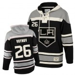 Los Angeles Kings #26 Slava Voynov Premier Black Sawyer Hooded Old Time Hockey Sweatshirt Cheap Online 48|M|50|L|52|XL|54|XXL|56|XXXL