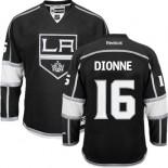 Los Angeles Kings #16 Marcel Dionne Authentic Black Home Jersey Cheap Online 48|M|50|L|52|XL|54|XXL|56|XXXL