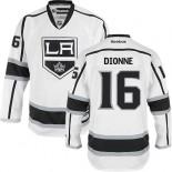 Los Angeles Kings #16 Marcel Dionne Authentic White Away Jersey Cheap Online 48|M|50|L|52|XL|54|XXL|56|XXXL