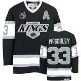CCM Los Angeles Kings #33 Martin McSorley Premier Black Throwback Jersey For Sale Size 48/M|50/L|52/XL|54/XXL|56/XXXL