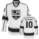 Reebok Los Angeles Kings #10 Mike Richards White Road Authentic Jersey  For Sale Size 48/M|50/L|52/XL|54/XXL|56/XXXL