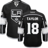 Los Angeles Kings #18 Dave Taylor Authentic Black Home Jersey Cheap Online 48|M|50|L|52|XL|54|XXL|56|XXXL