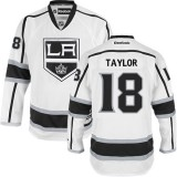 Los Angeles Kings #18 Dave Taylor Authentic White Away Jersey Cheap Online 48|M|50|L|52|XL|54|XXL|56|XXXL