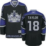Los Angeles Kings #18 Dave Taylor Authentic Black Third Jersey Cheap Online 48|M|50|L|52|XL|54|XXL|56|XXXL