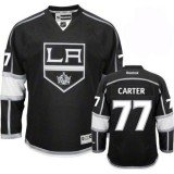 Los Angeles Kings #77 Jeff Carter Premier Black Home Jersey Cheap Online 48|M|50|L|52|XL|54|XXL|56|XXXL