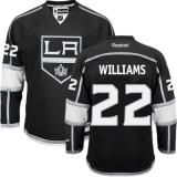 Los Angeles Kings #22 Tiger Williams Premier Black Home Jersey Cheap Online 48|M|50|L|52|XL|54|XXL|56|XXXL