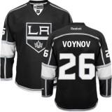 Los Angeles Kings #26 Slava Voynov Authentic Black Home Jersey Cheap Online 48|M|50|L|52|XL|54|XXL|56|XXXL