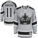 Anze Kopitar Authentic Gray 2014 Stadium Series Jersey - Los Angeles Kings #11 Clothing