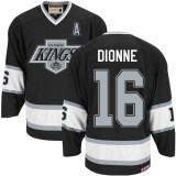 Los Angeles Kings #16 Marcel Dionne Authentic Black CCM Throwback Jersey Cheap Online 48|M|50|L|52|XL|54|XXL|56|XXXL