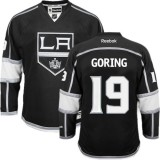 Los Angeles Kings #19 Butch Goring Authentic Black Home Jersey Cheap Online 48|M|50|L|52|XL|54|XXL|56|XXXL